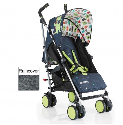 Cosatto Supa Go Pushchair Stroller - Monster Arcade