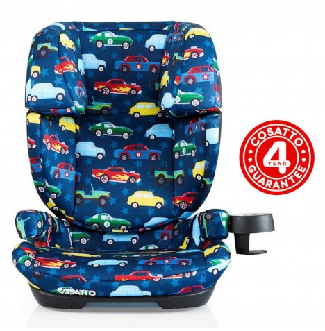 Cosatto Skippa Fix Group 2,3 Car Seat - Rev Up