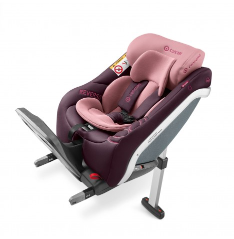 Concord Reverso Plus i-Size Car Seat - Sweet Berry