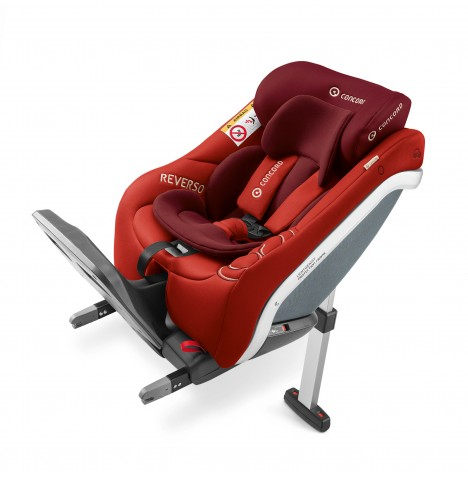 Concord Reverso Plus i-Size Car Seat - Flaming Red