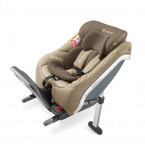 Concord Reverso Plus i-Size Car Seat - Powder Beige