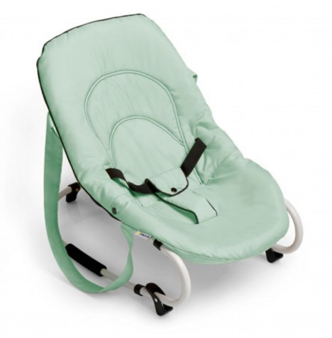 Hauck Rocky Baby Bouncer Chair - Pistachio