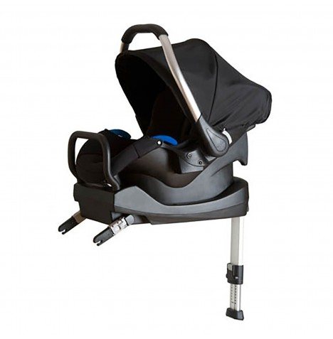 Hauck Comfort Fix Group 0+ Car Seat & Isofix Base - Black