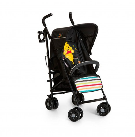 Hauck Disney Speed Plus Pushchair - Pooh Tidy Time
