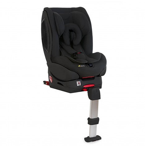 Hauck Varioguard Plus IsoFix Group 0/1 Car Seat - Black Edition