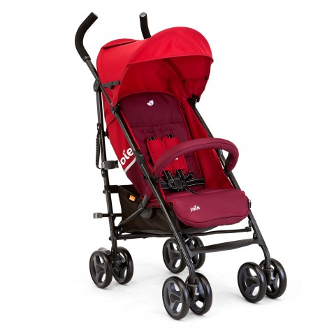 Joie Nitro LX Pushchair Stroller - Cherry
