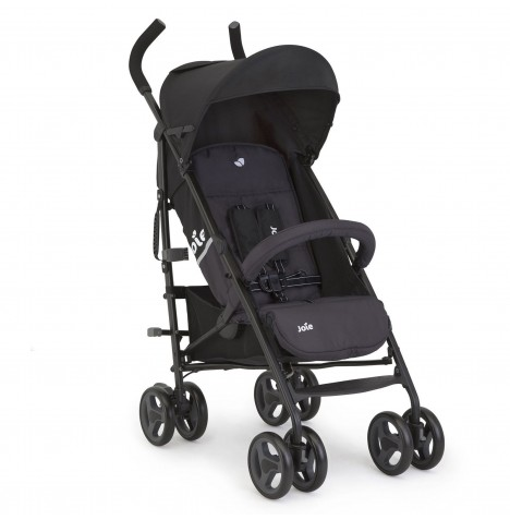 Joie Nitro LX Pushchair Stroller - Two Tone Black