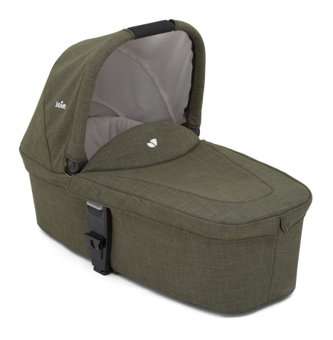 Joie Chrome DLX Carrycot - Thyme