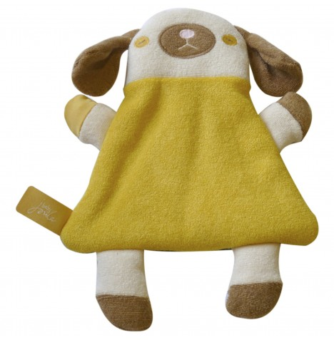 Baby Joule Cute Cuddly Comforter Toy - Larry The Lamb