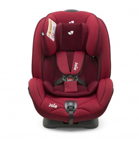 Joie Stages Group 0+,1,2 Car Seat - Cherry