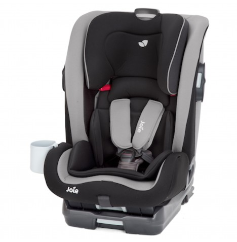 Joie Bold Group 1,2,3 Isofix Car Seat - Slate