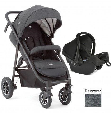 Joie MyTrax (Gemm) Travel System - Pavement