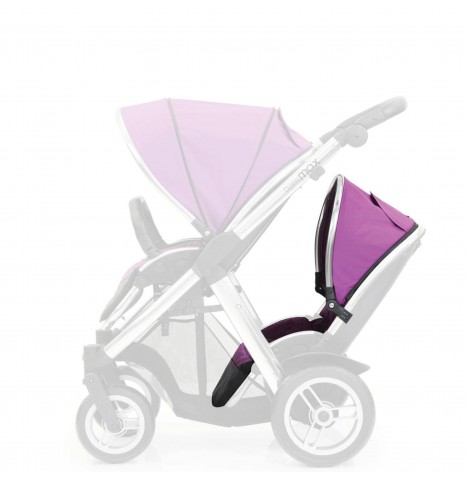 Babystyle Oyster Max 2 Lie Flat Tandem Colour Pack - Grape