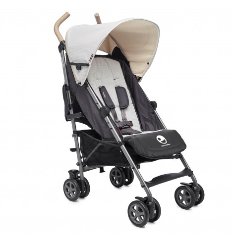 Easywalker Pushchair Buggy with Raincover - Classic Breton