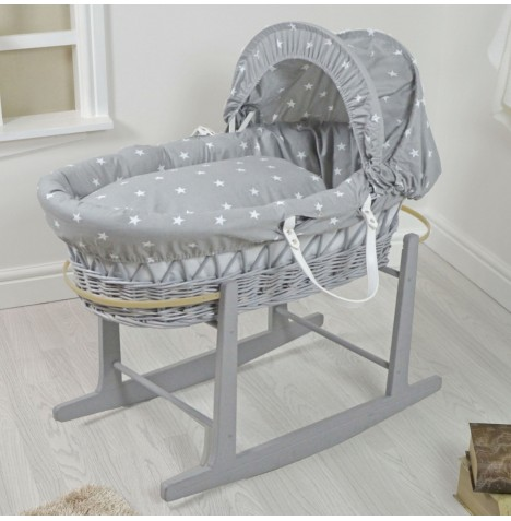 moses baskets stands online4baby. Black Bedroom Furniture Sets. Home Design Ideas