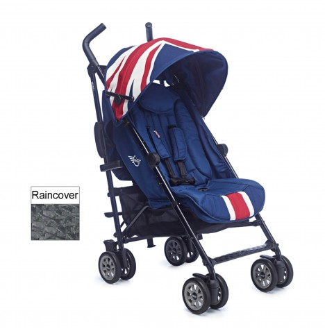 MINI by Easywalker Buggy - Union Jack Classic