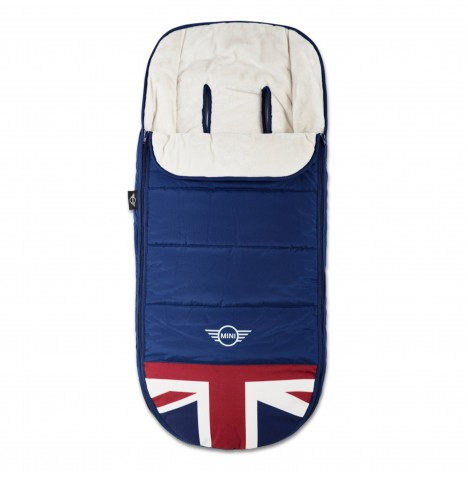 MINI by Easywalker Footmuff - Union Jack Classic