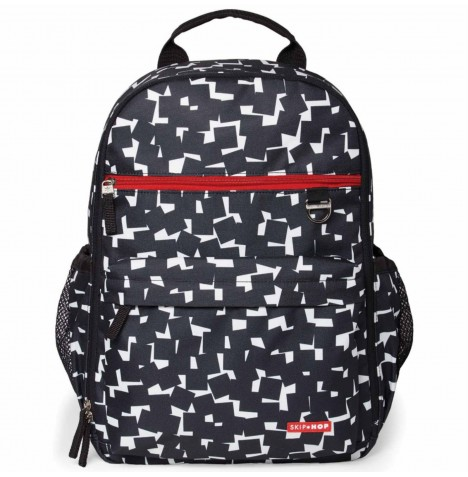 Skip Hop Duo Diaper Backpack / Changing Bag - Cubes
