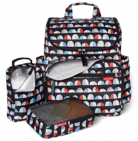 Skip Hop Forma Backpack / Changing Bag - Domes