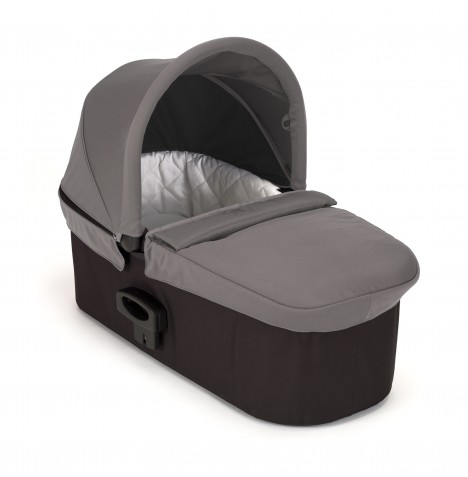 Baby Jogger Deluxe Carrycot Pram - Grey