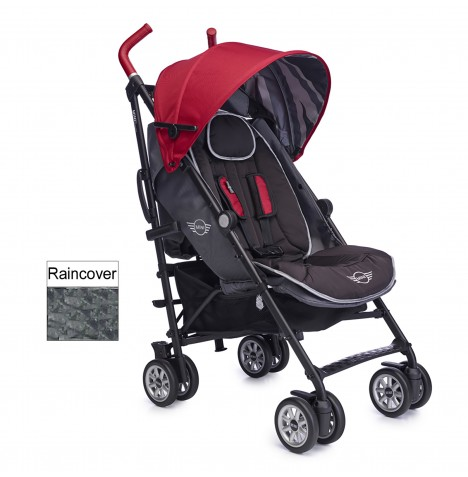 MINI by Easywalker Buggy XL - Union Red