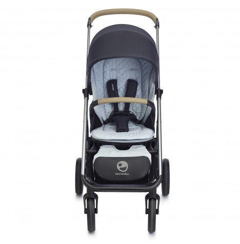 Easywalker Mosey+ Pushchair Comfort Inlay - Pearl Grey