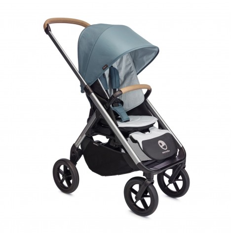 Easywalker Mosey+ Single Pushchair - Steel Blue