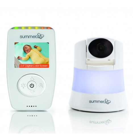 Summer Infant Sure Sight 2.0 Digital Video Baby Monitor & Camera
