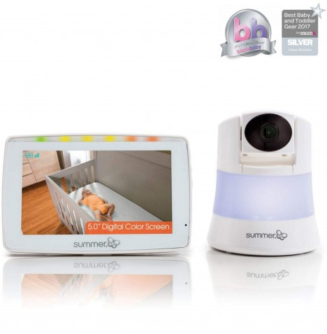 Summer Infant Wide View 2.0 Digital Video Baby Monitor & Camera