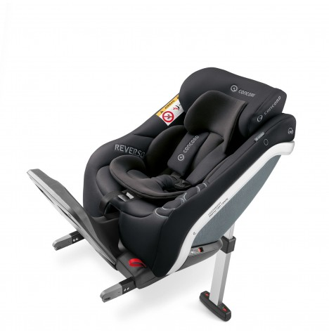 Concord Reverso Plus i-Size Car Seat - Cosmic Black