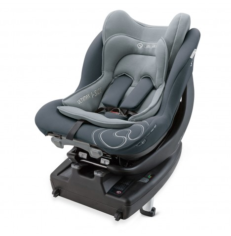 Concord Ultimax i-Size Group 0/1 Car Seat - Steel Grey