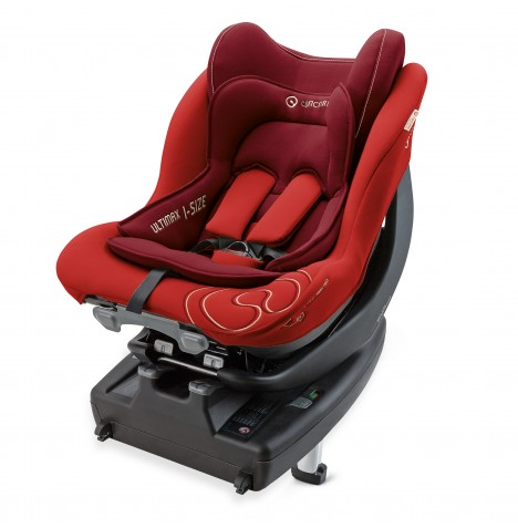 Concord Ultimax i-Size Group 0/1 Car Seat - Flaming Red