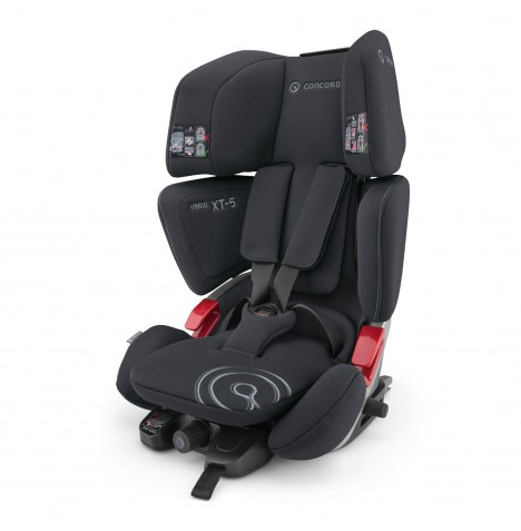 Concord Vario XT-5 Group 1,2,3 Isofix Car Seat - Cosmic Black