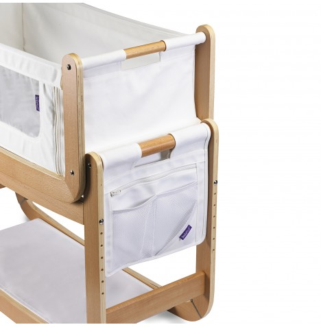 Snuz SnuzPod2 Storage Pocket - White