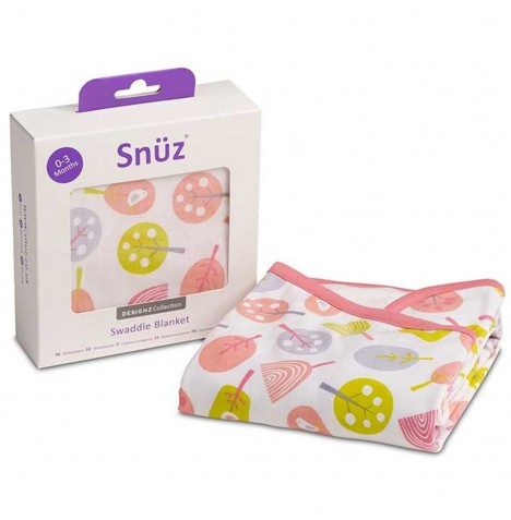 Snuz Swaddle Blanket - Little Tweets