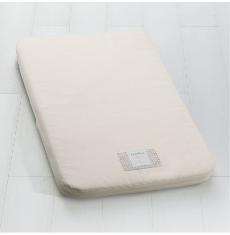 The Little Green Sheep Natural Crib Mattress To Fit Chicco Next2Me