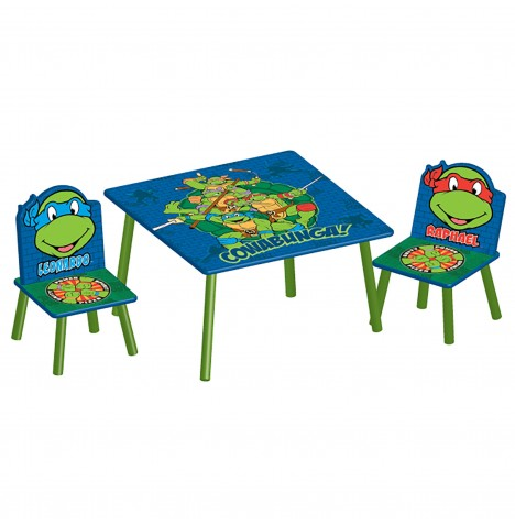 Delta Children Table & Chairs Set - Teenage Mutant Ninja Turtles..