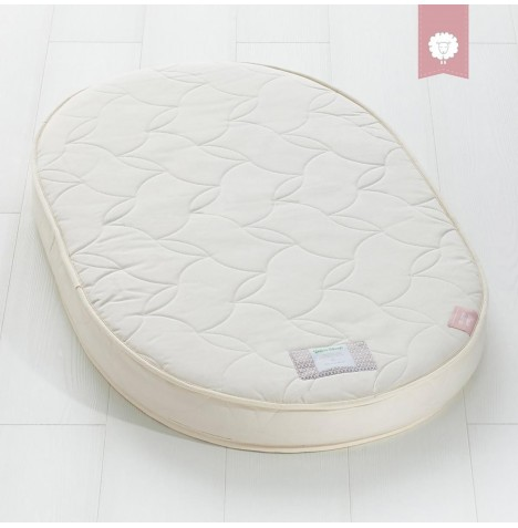 The Little Green Sheep Twist Natural Cot Mattress To Fit Stokke Sleepi