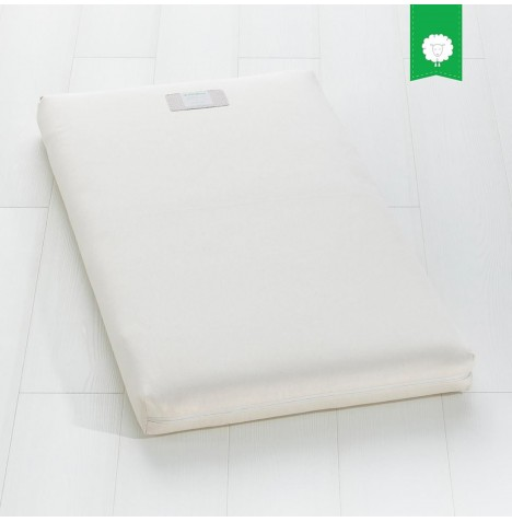 The Little Green Sheep Organic Cot Bed Mattress - 70 x 140cm