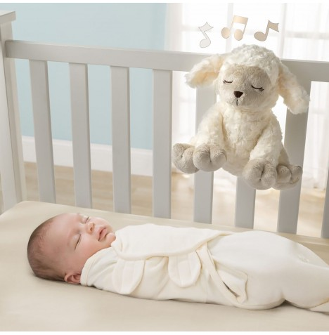 Summer Infant Slumber Melodies Toy Comforter - Lamb