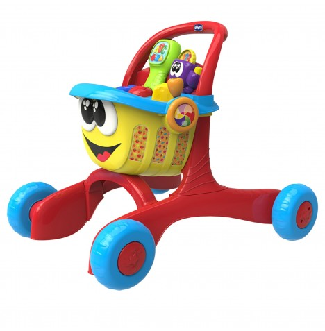 Chicco First Steps Happy Shopper Walker