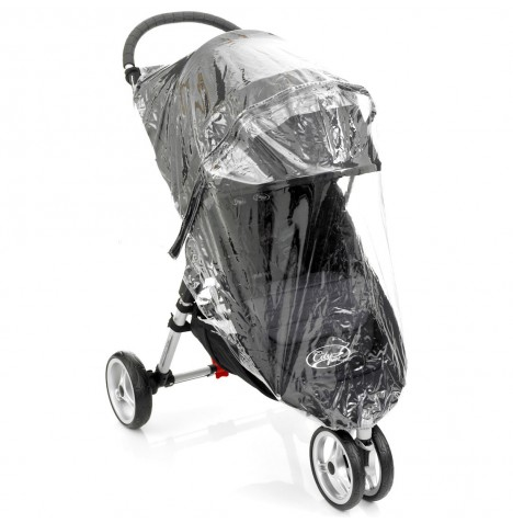 4Baby Fits Baby Jogger City Mini GT Single Pushchair Raincover