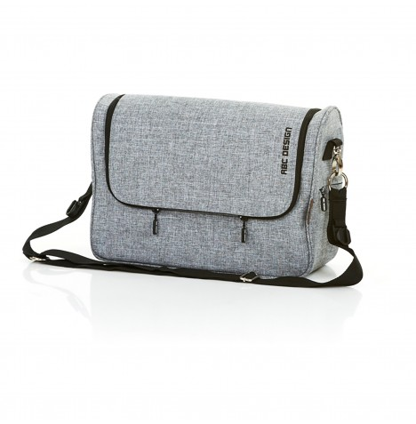 ABC Design Classic Changing Bag - Graphite Grey