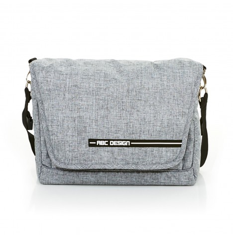 ABC Design Fashion Changing Bag - Graphite Grey
