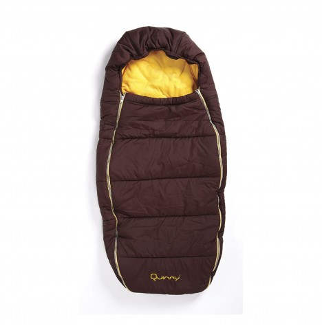 Quinny Pushchair Footmuff / Sleeping Bag - Gold