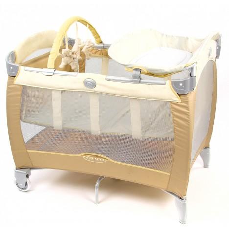 Graco Contour Electra Baby Travel Cot Play Pen Rrp 163 119 Ebay