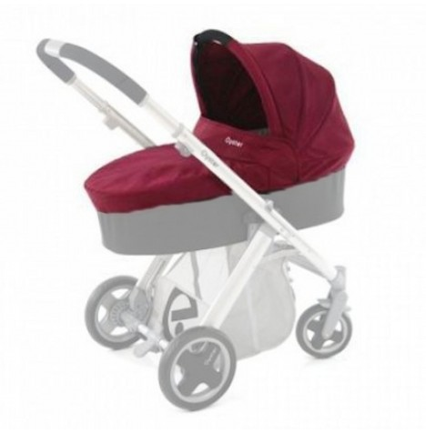 Babystyle Oyster Carrycot Colour Pack - Claret