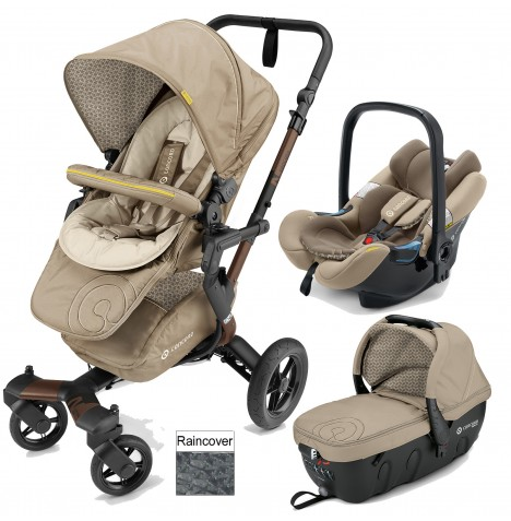 Concord Neo Travel Set Travel System - Powder Beige
