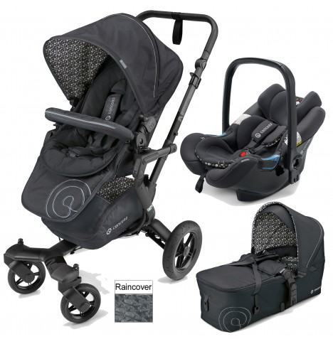 Concord Neo Mobility Set Travel System - Cosmic Black