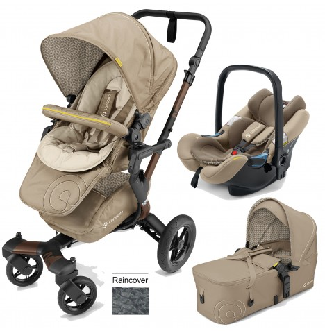 Concord Neo Mobility Set Travel System - Powder Beige